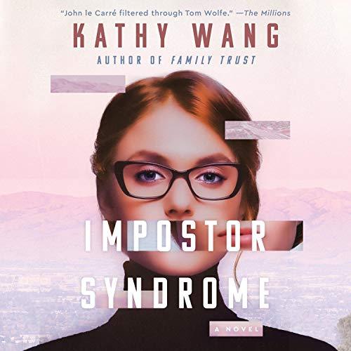 audiobook cover image of Impostor Syndrome by Kathy Wang