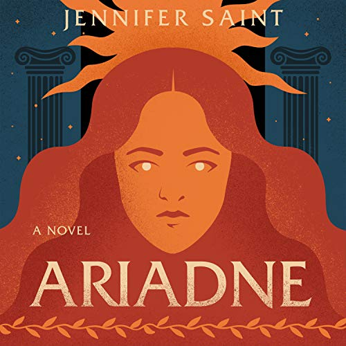 audiobook cover image of Ariadne by Jennifer Saint