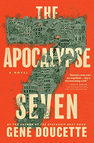 cover of The Apocalypse Seven by Gene Doucette