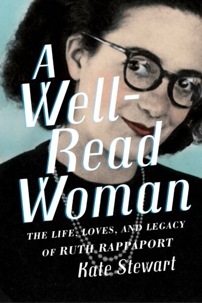 A Well Read Woman cover