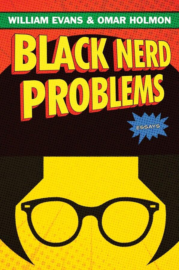 Black Nerd Problems cover