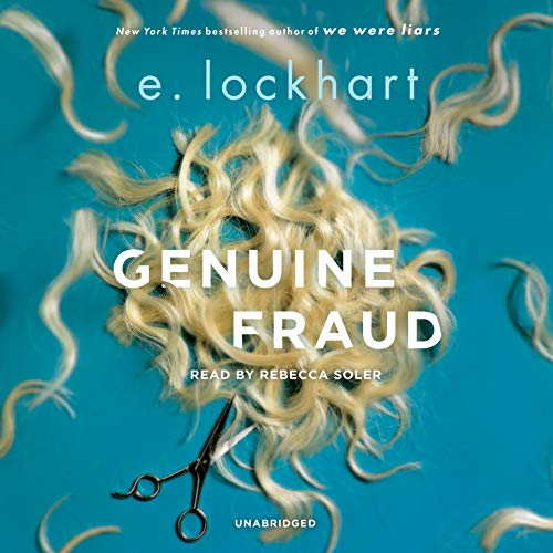 cover image of Genuine Fraud by E. Lockhart