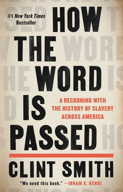 How the Word Is Passed cover