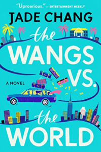 cover image of The Wangs vs. The World by yJade Chang