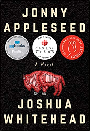 cover of jonny appleseed by joshua whitehead