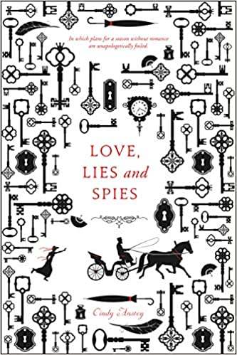 cover of Love Lies and Spies