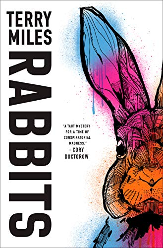 cover of rabbits by terry miles