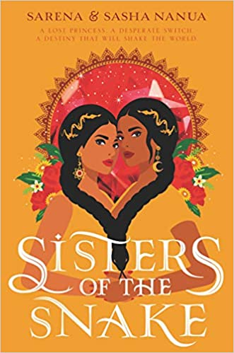 cover of sisters of the snake