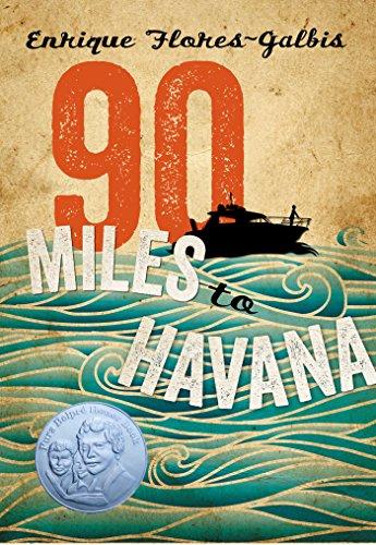 cover art of 90 Miles to Havana