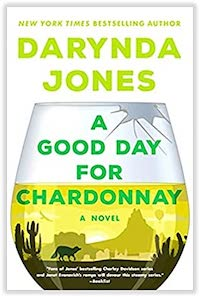 cover image  A Good Day for Chardonnay