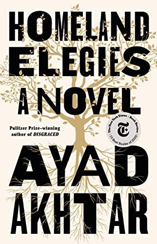 cover of Homeland Elegies: A Novel by Ayad Akhtar