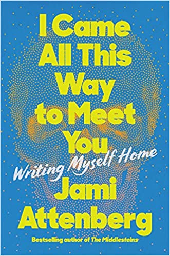 cover of I came all this way to meet you by jami attenberg