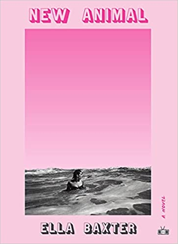 cover of New Animal by Ella Baxter