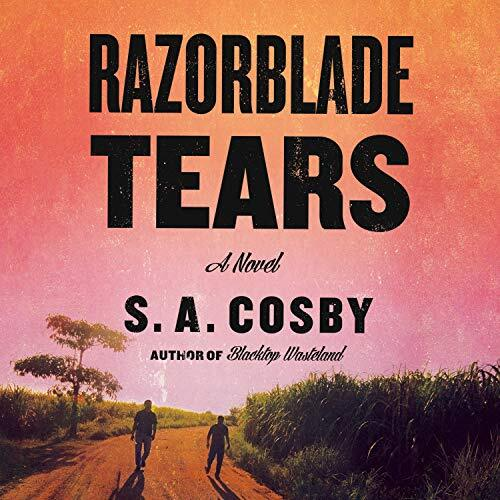 audiobook cover image of Razorblade Tears by S.A. Cosby