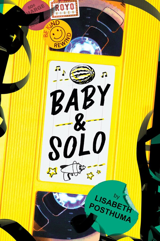 baby and solo book cover