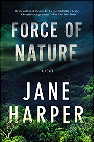 cover of force of nature