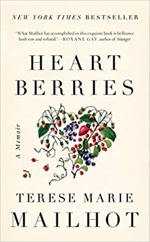cover of heartberries by Terese Marie Mailhot