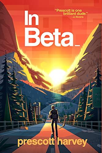 Cover of In Beta by Prescott Harvey