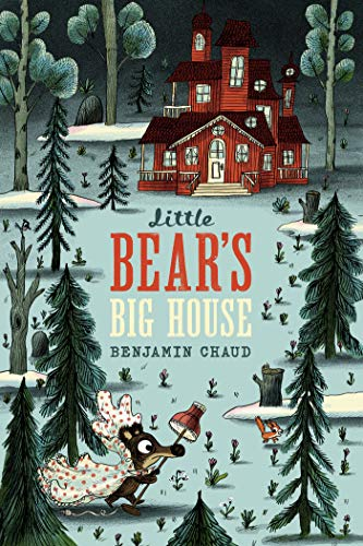 cover of Little Bear's Big House