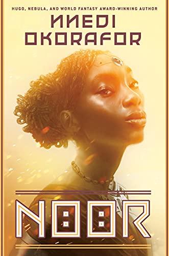 cover of noor by nnedi okorafor