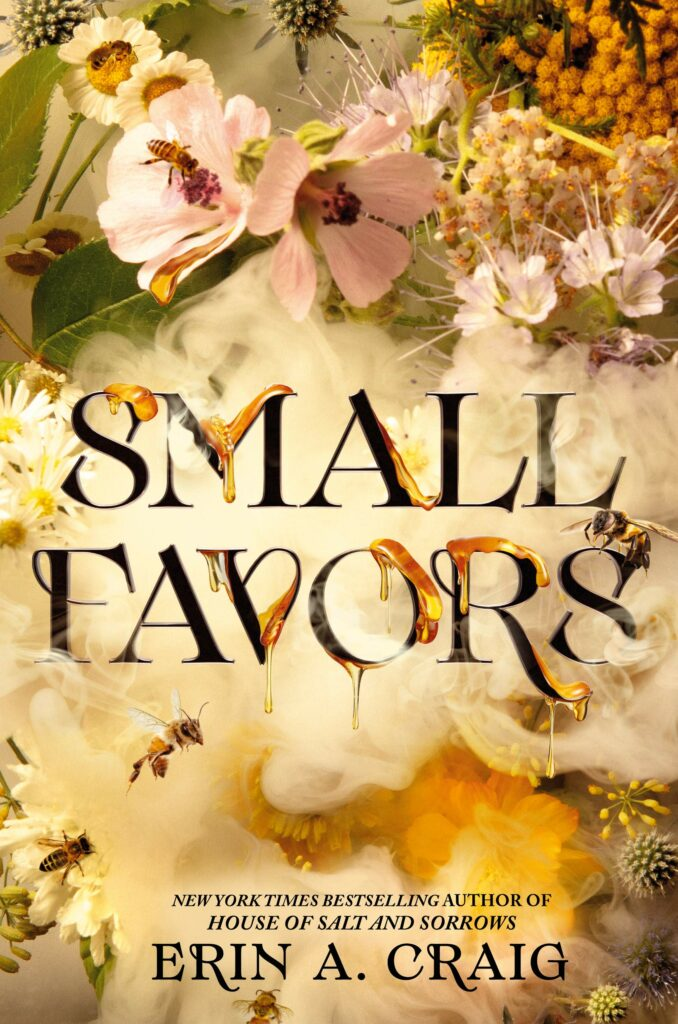 Image of book cover for Small Favors by Erin A. Craig