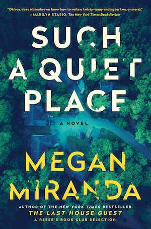 cover image Such a Quiet Place