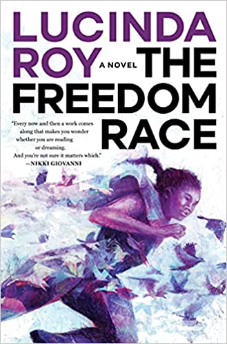 Cover of The Freedom Race by Lucinda Roy