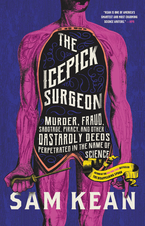 The Icepick Surgeon Cover
