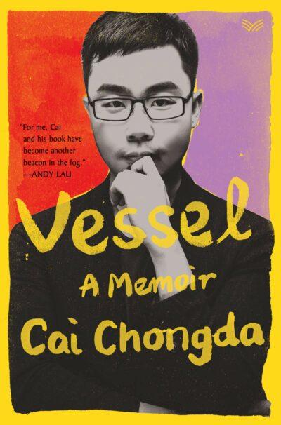Vessel a Memoir cover