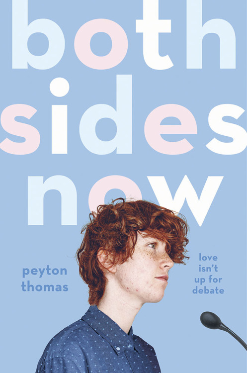 Both Sides Now by Peyton Thomas cover