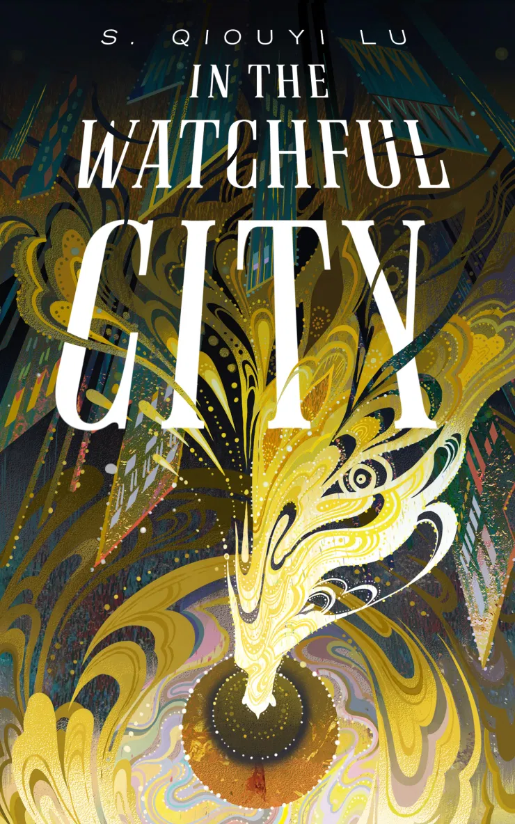In the Watchful City cover