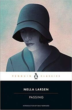 cover image of Passing by Nella Larsen