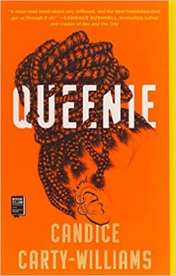image of Queenie by Candice Carty-Williams
