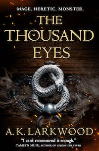 The Thousand Eyes cover