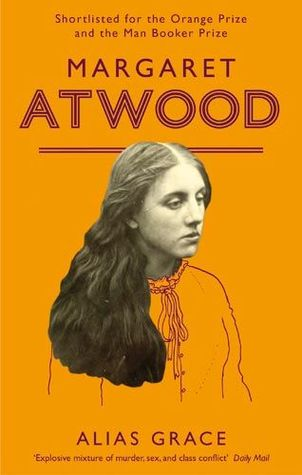 Alias Grace Book Cover