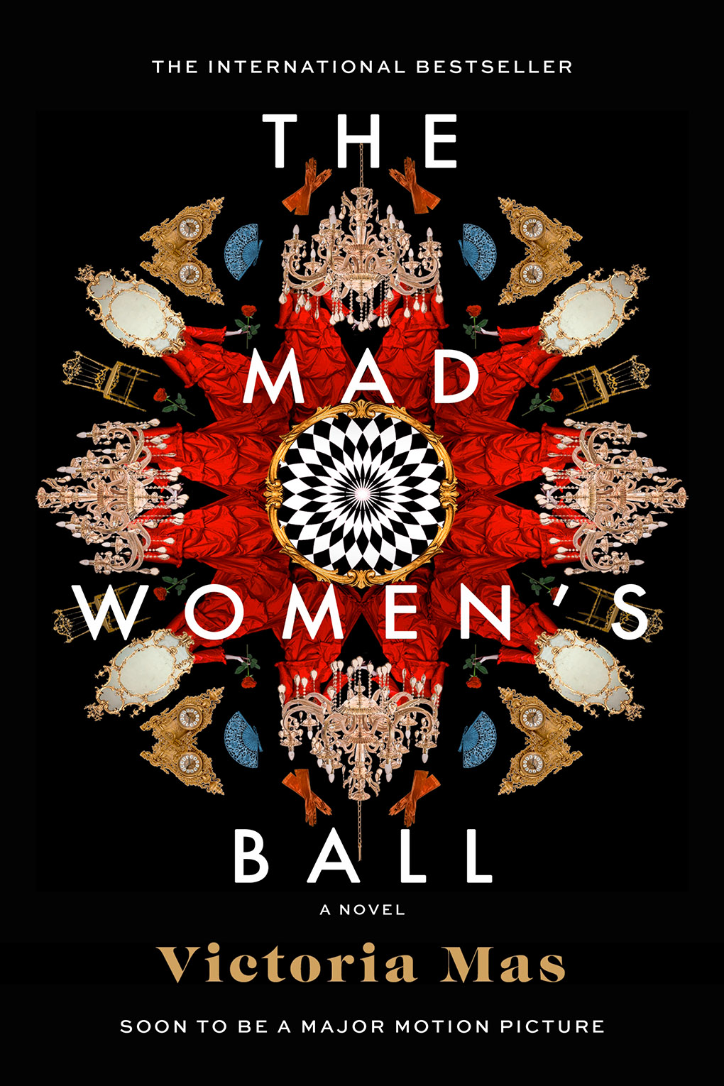 The Mad Women's Ball Book Cover