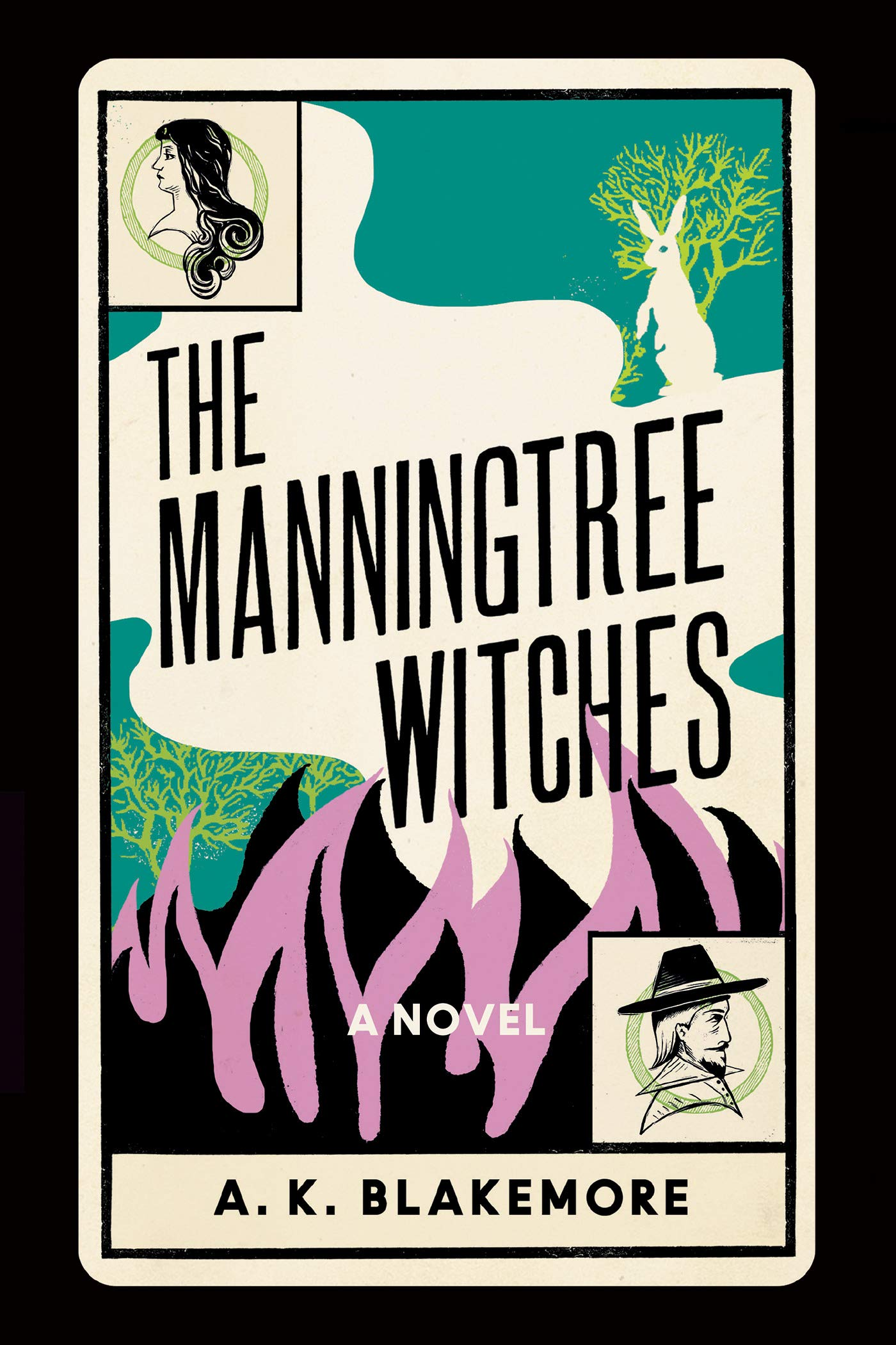 The Manningtree Witches Book Cover