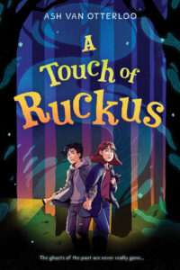 A Touch of Ruckus cover