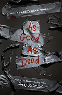As Good As Dead cover image