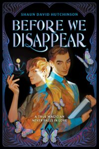 Before We Disappear cover