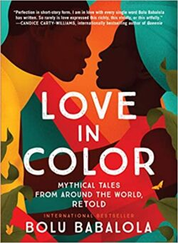 cover image of Love in Color by Bolu Babalola