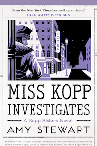 Miss Kopp Investigates cover image