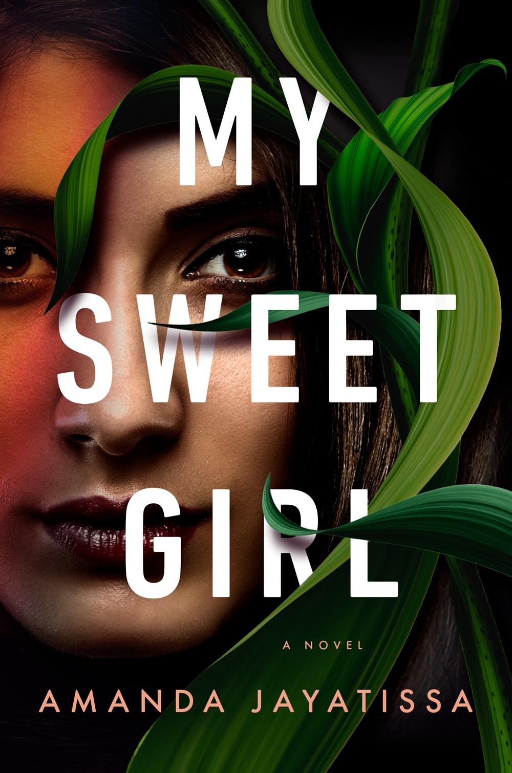 cover of My Sweet Girl by Amanda Jayatissa