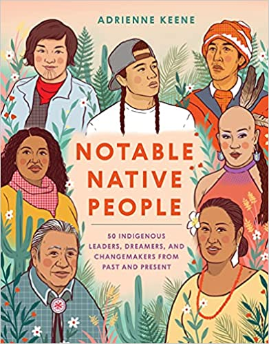 cover of Notable Native People by Adrienne Keene