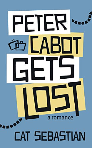 Peter Cabot Gets Lost cover