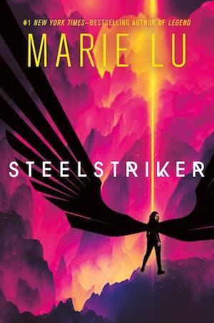 Steelstriker by Marie Lu book cover