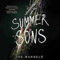 A graphic of the cover of Summer Sons by Lee Mandelo