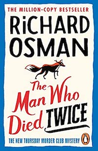 The Man Who Died Twice cover image