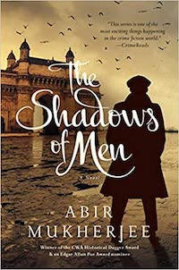 The Shadows of Men cover image