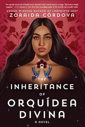 The Inheritance of Orquidea Divina Cover